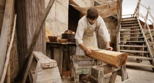 Joseph The Carpenter