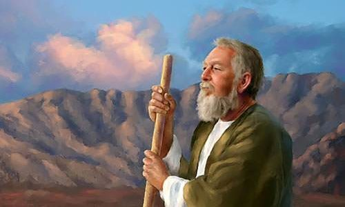Moses, The Man of God