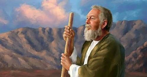 Moses the Man of God